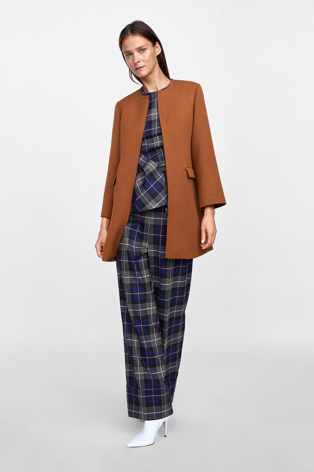 Zara brown jacket dreaspeaks