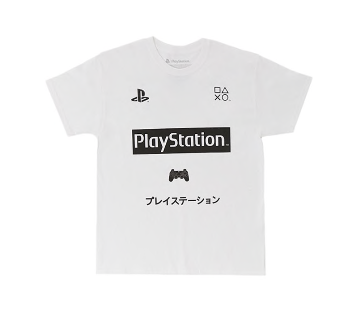 forever21 playstation graphic tee