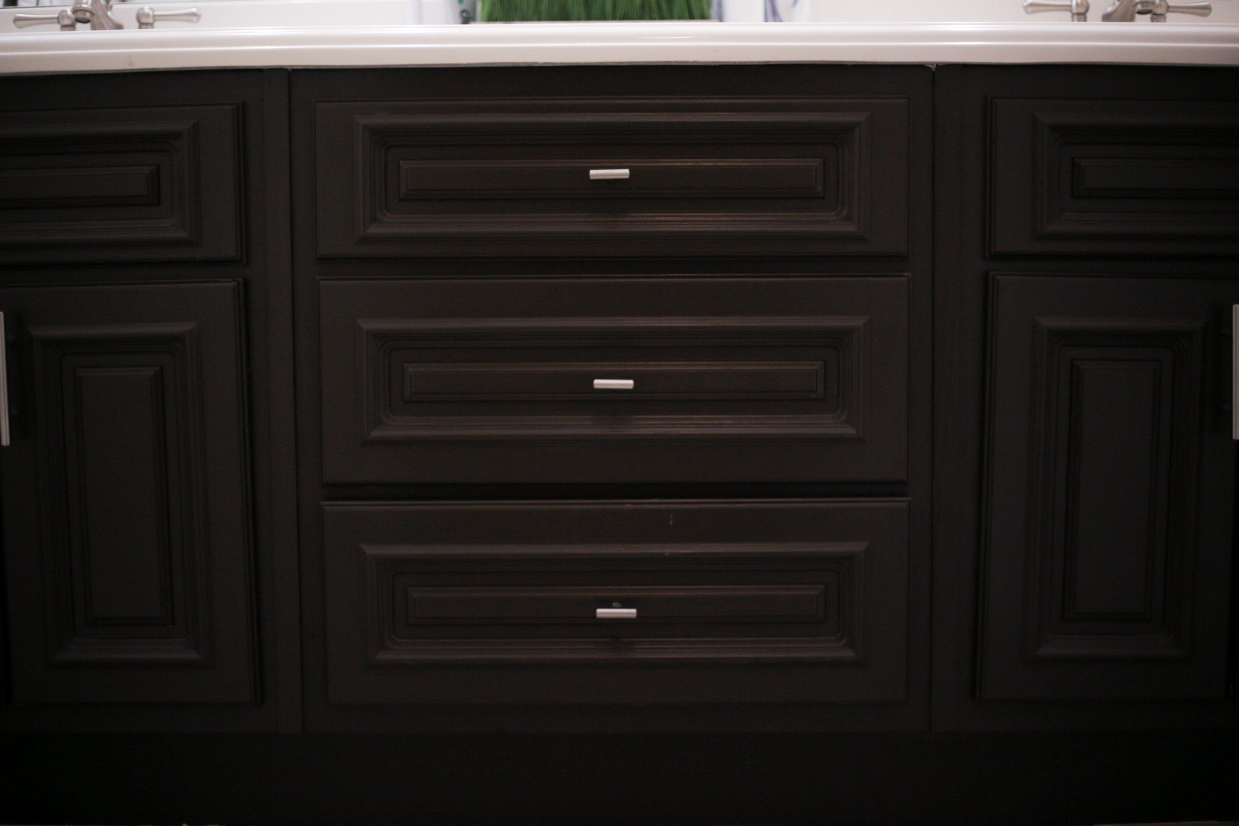 Hardware - $4/ea Cabinet Paint - $16