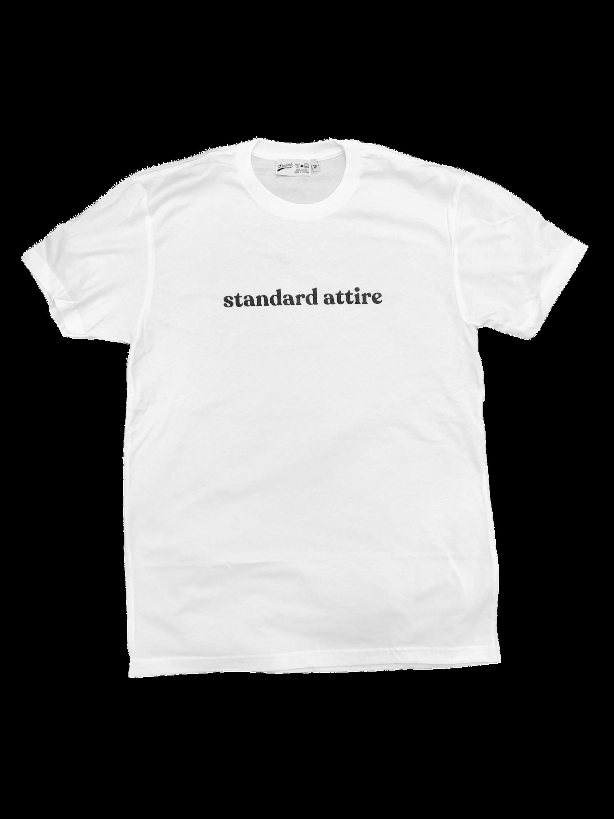 standard attire