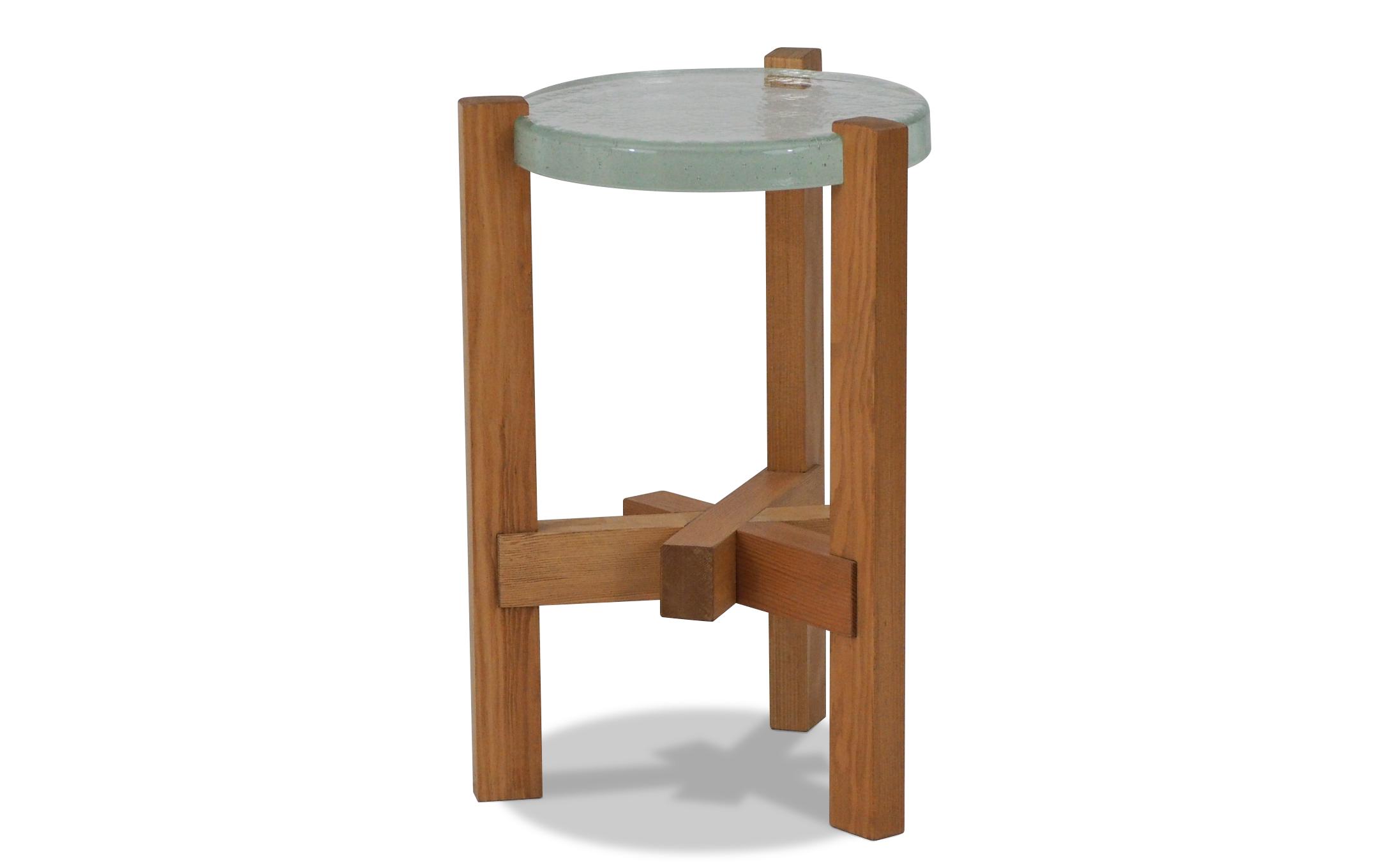 Trilap End Table