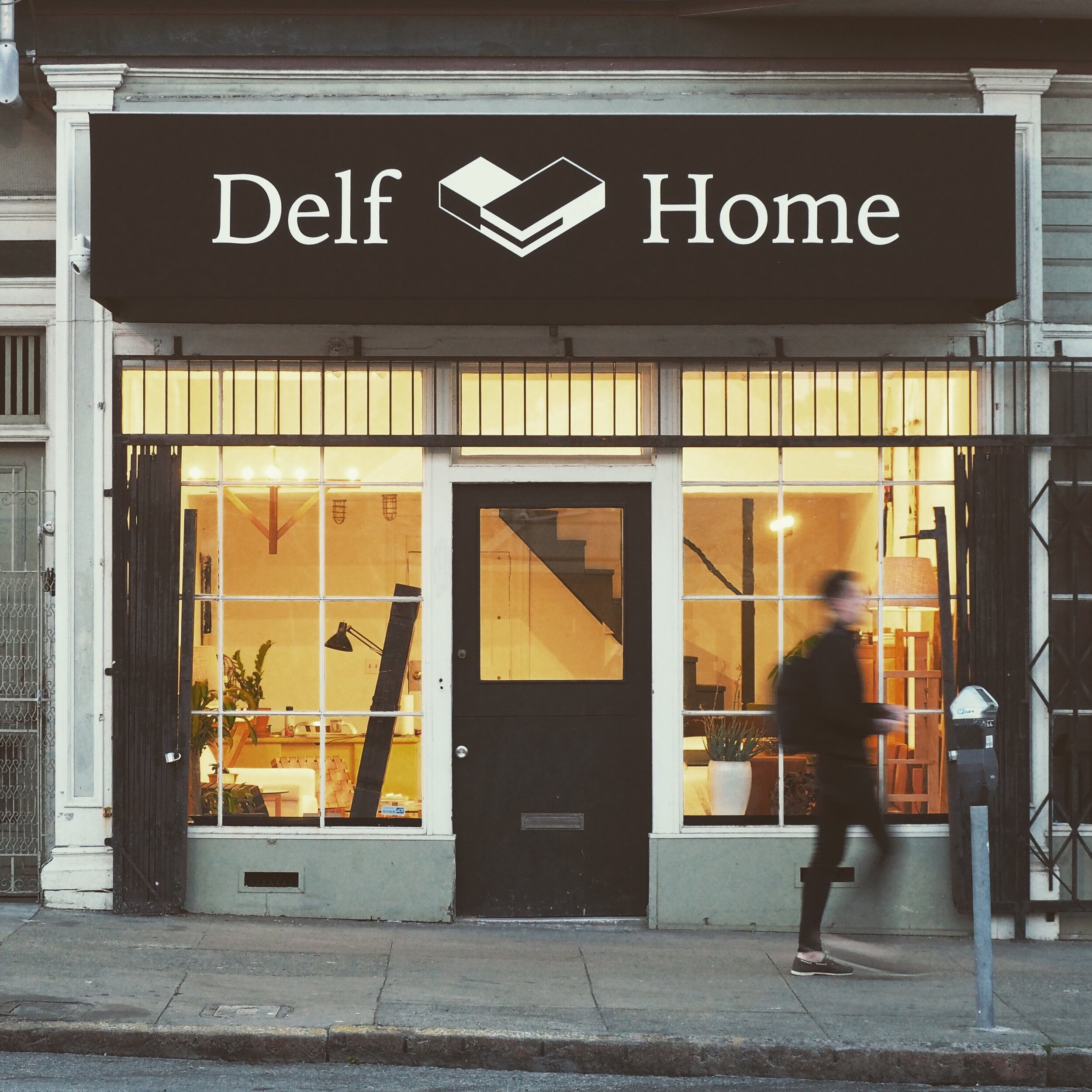 Delf Home Storefront
