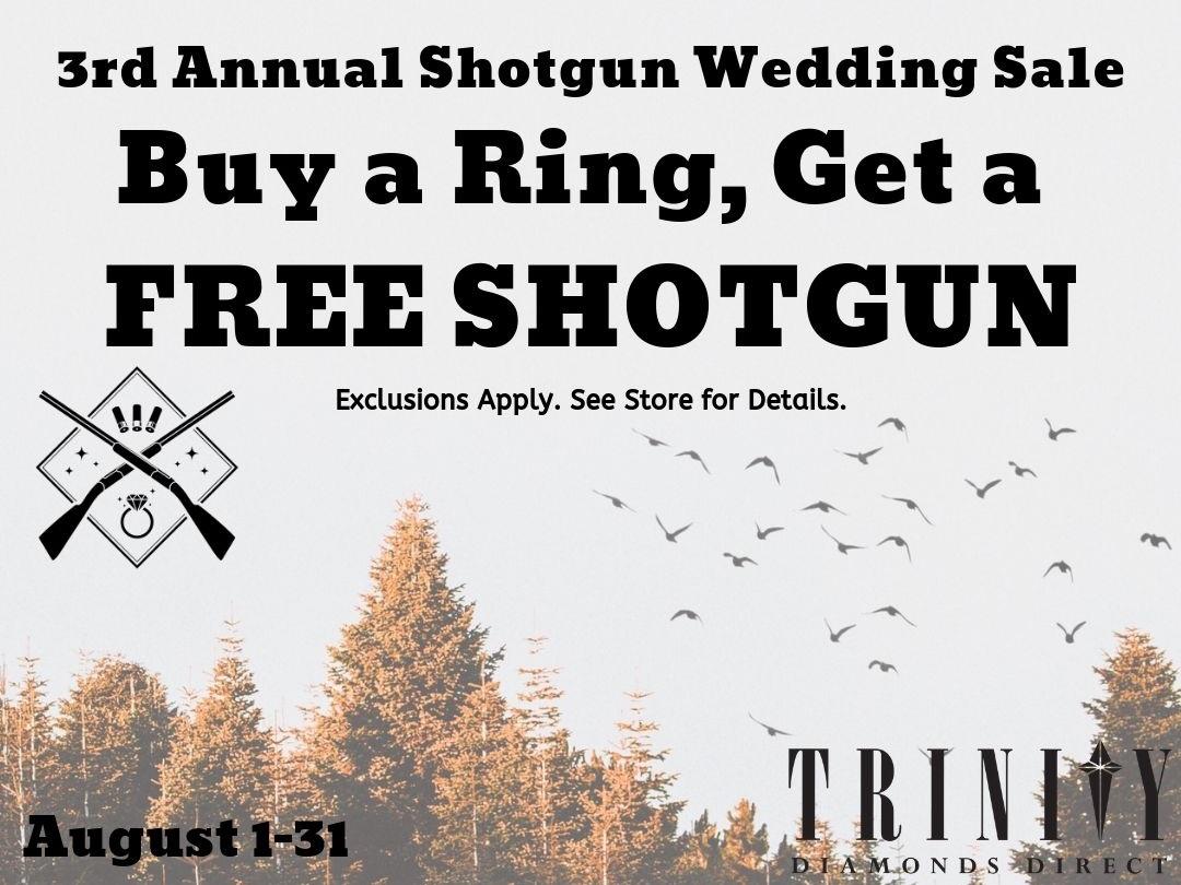 Shotgun Wedding Sale