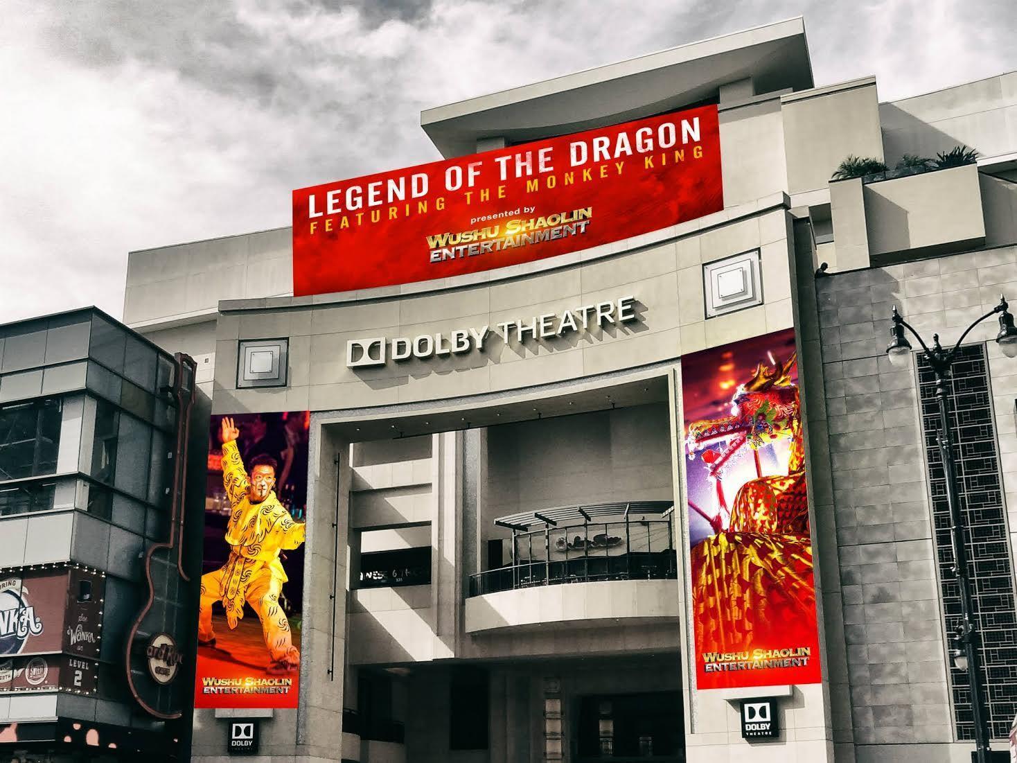 Legend of the Dragon - Live Dragon Dance Show