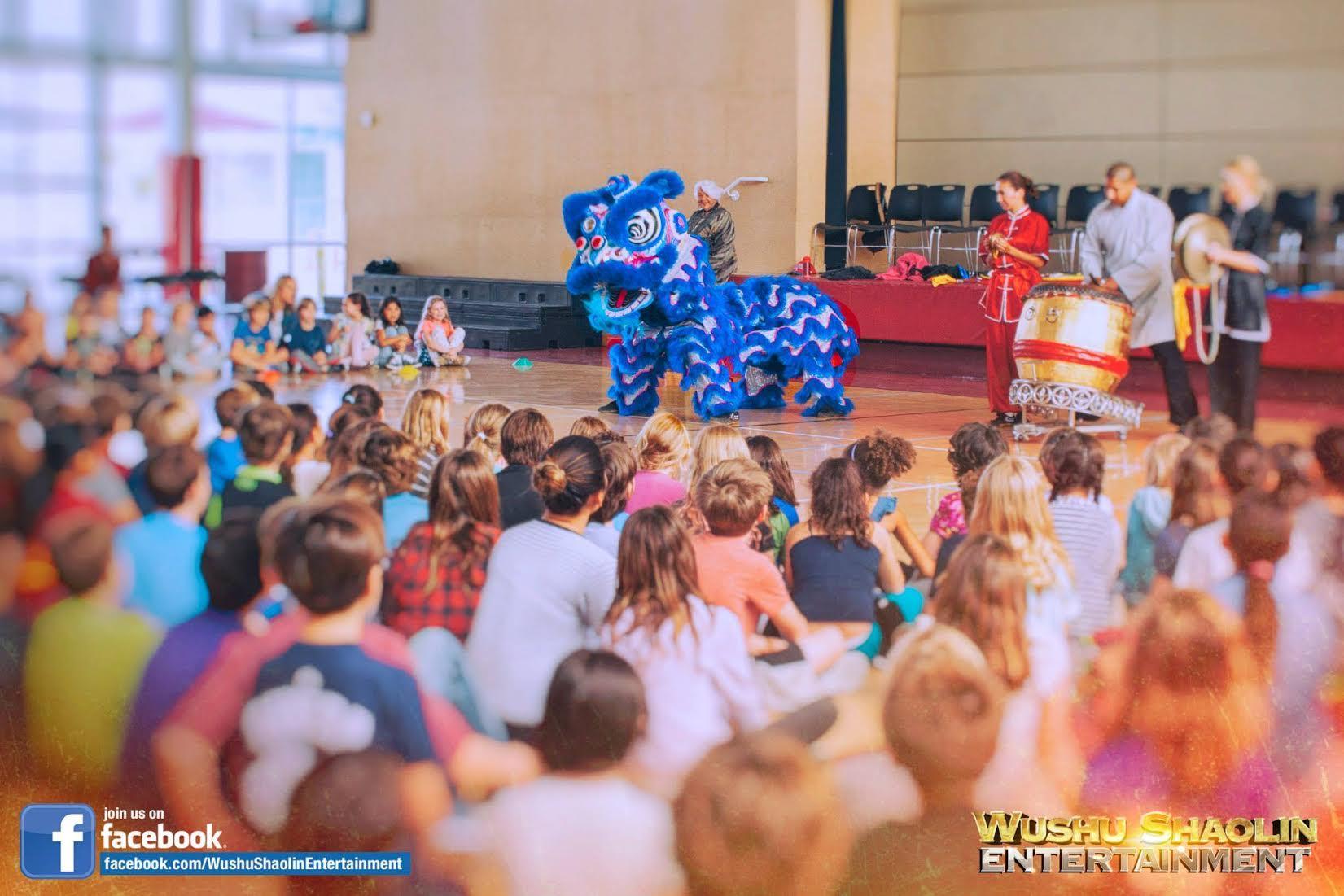 Lion Dance Team #1 Services Bookings