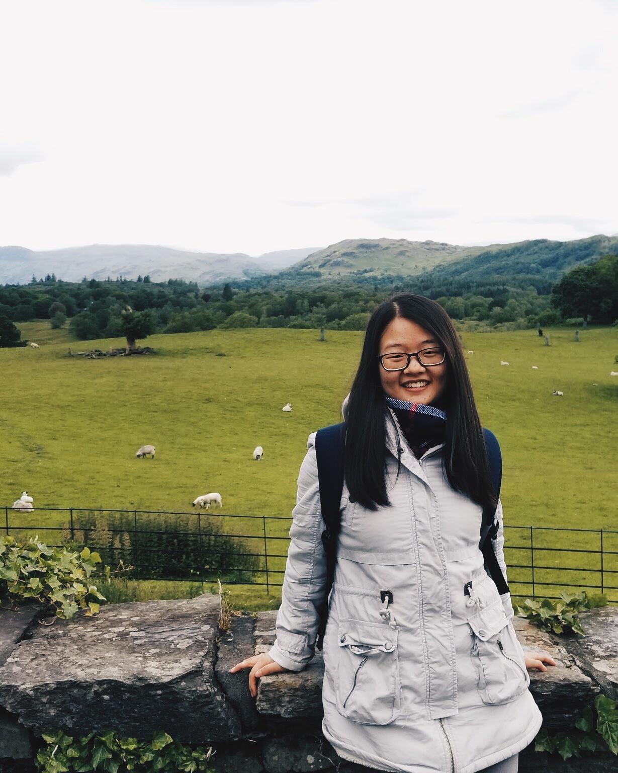 Rachel Hu - 3rd Year, International RelationsHong KongSecretary
