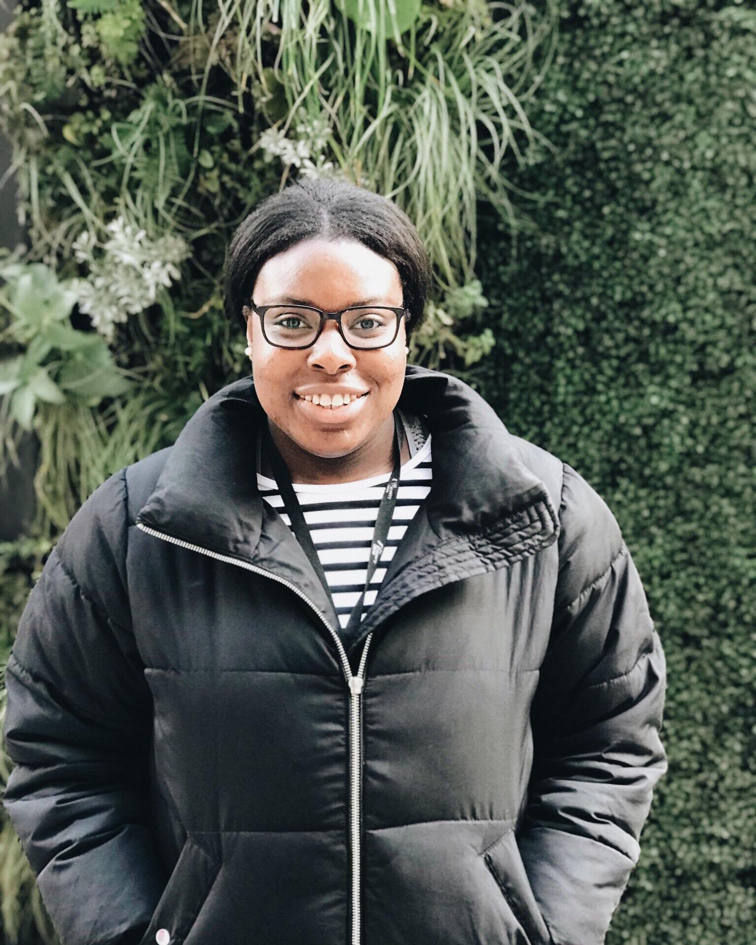 Fran Okia - 3rd Year, Law LLBUKTreasurer