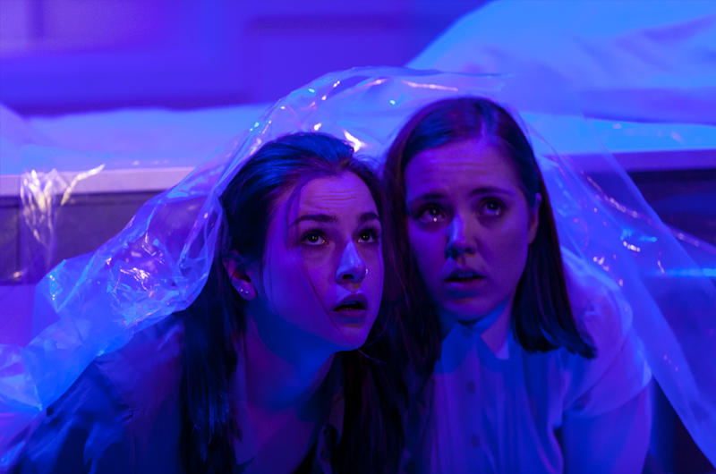 Assistant Producer - Development MINUSONESISTER by Anna Barnes Stories Like These for Griffin Independent 2015 📷 Brett Boardman