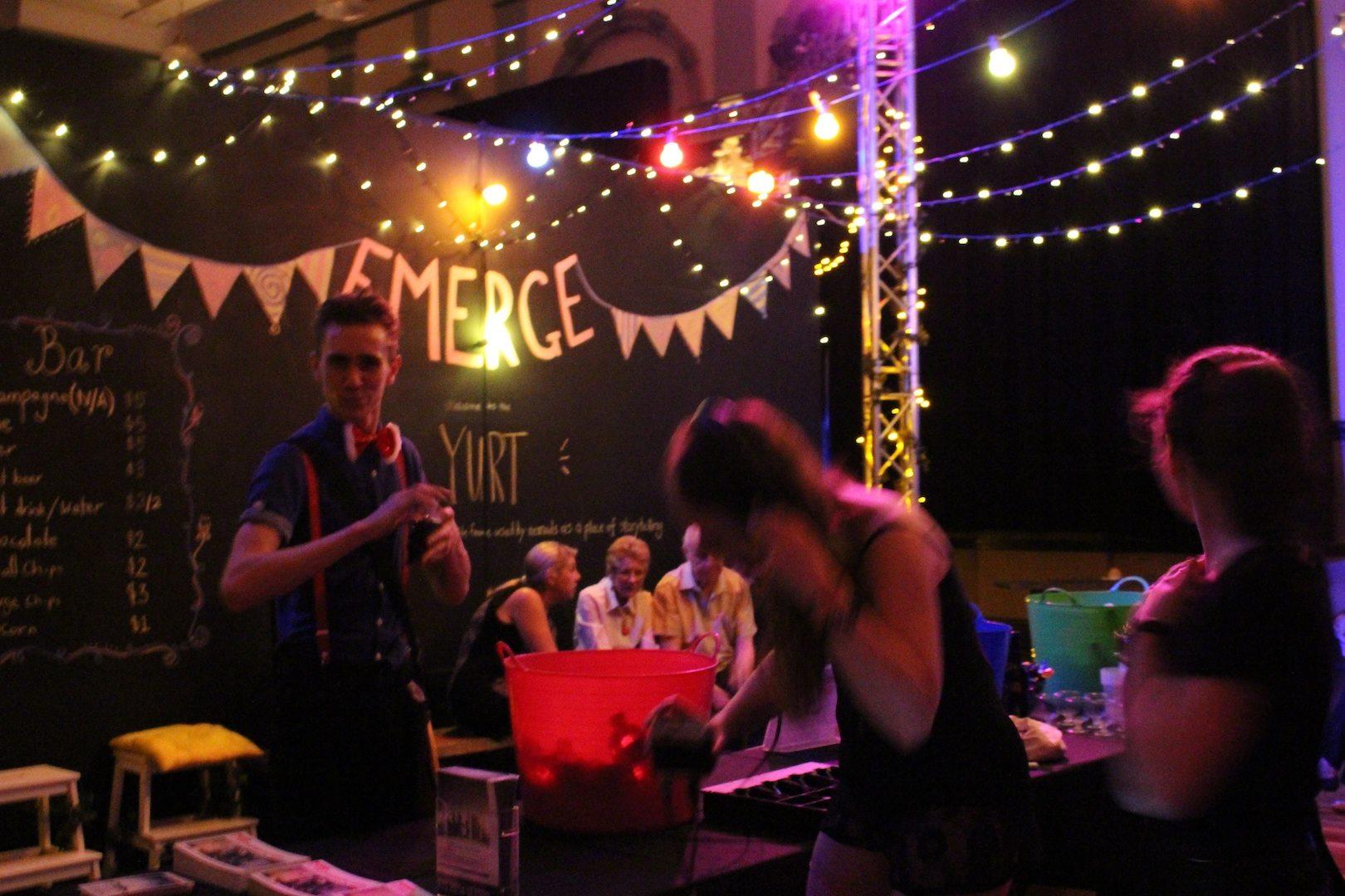 Emerge Festival AIM Dramatic Arts 2014 📷 courtesy of AIM