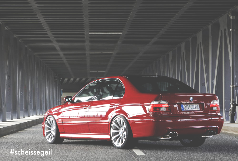 Mömus BMW E39 M5 Looking real good