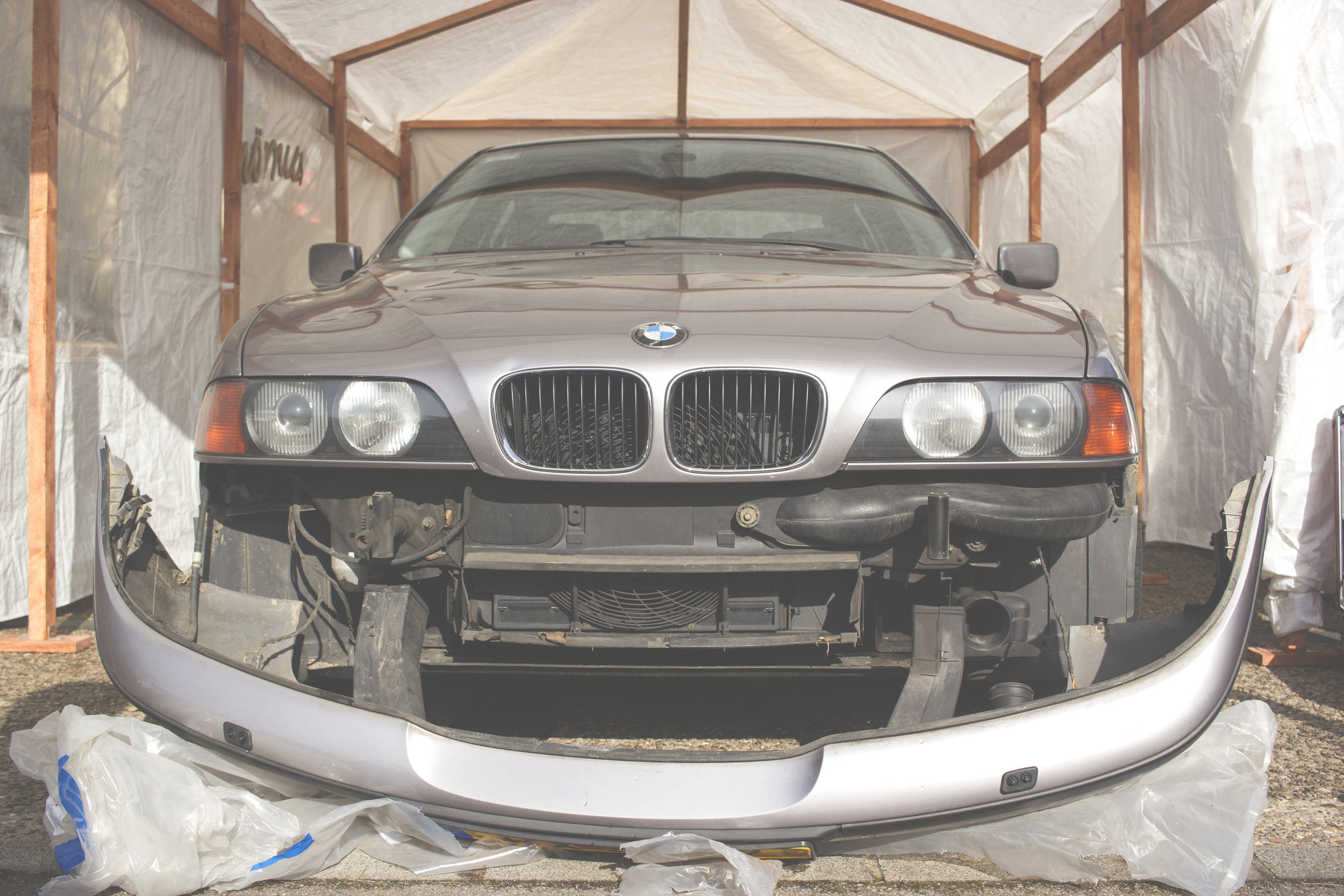 Mömus BMW E39 Next Time Facelift Bumper