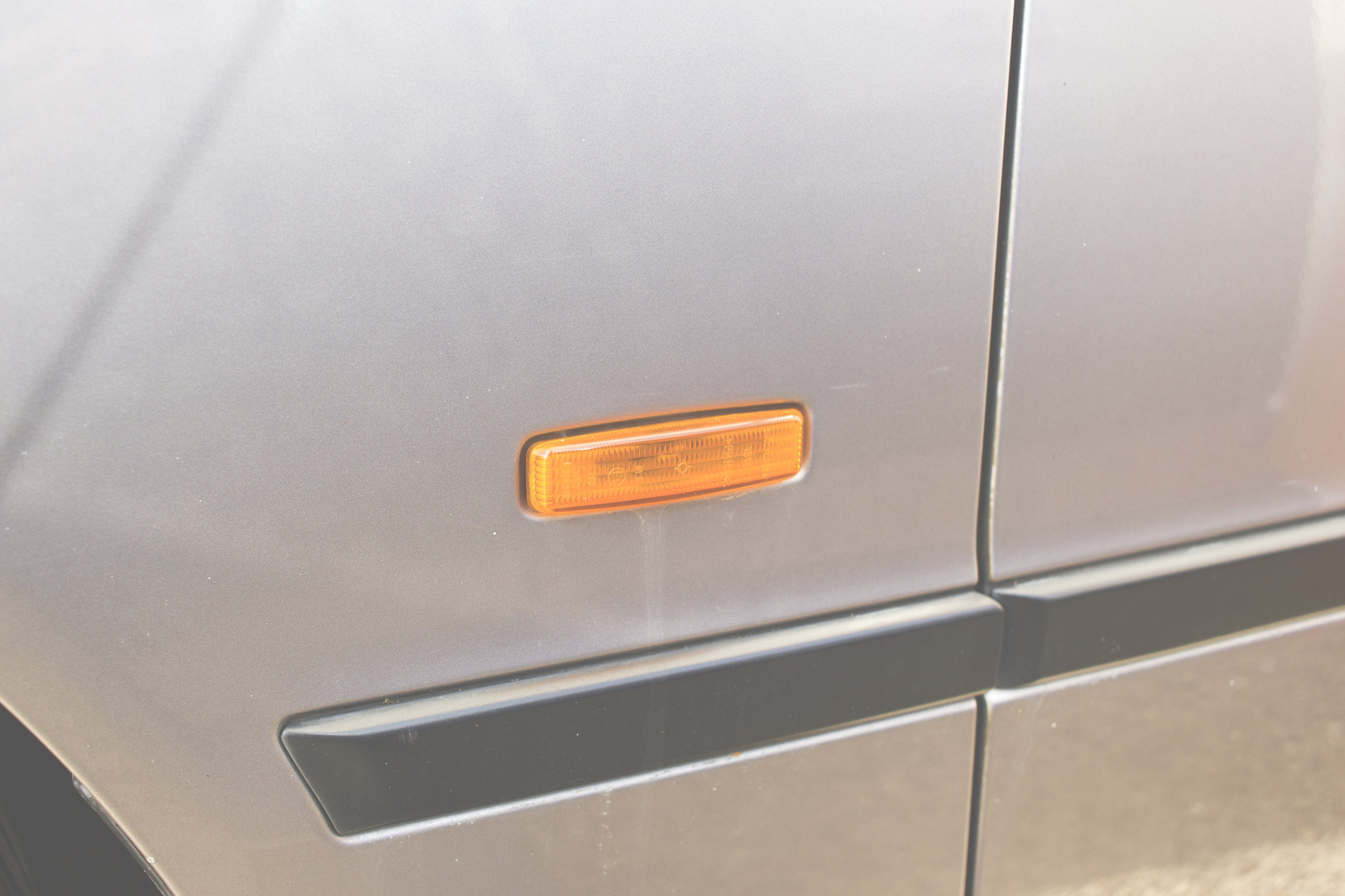 Mömus BMW E39 Pre Facelift Orange Amber Indicator side marker blinker