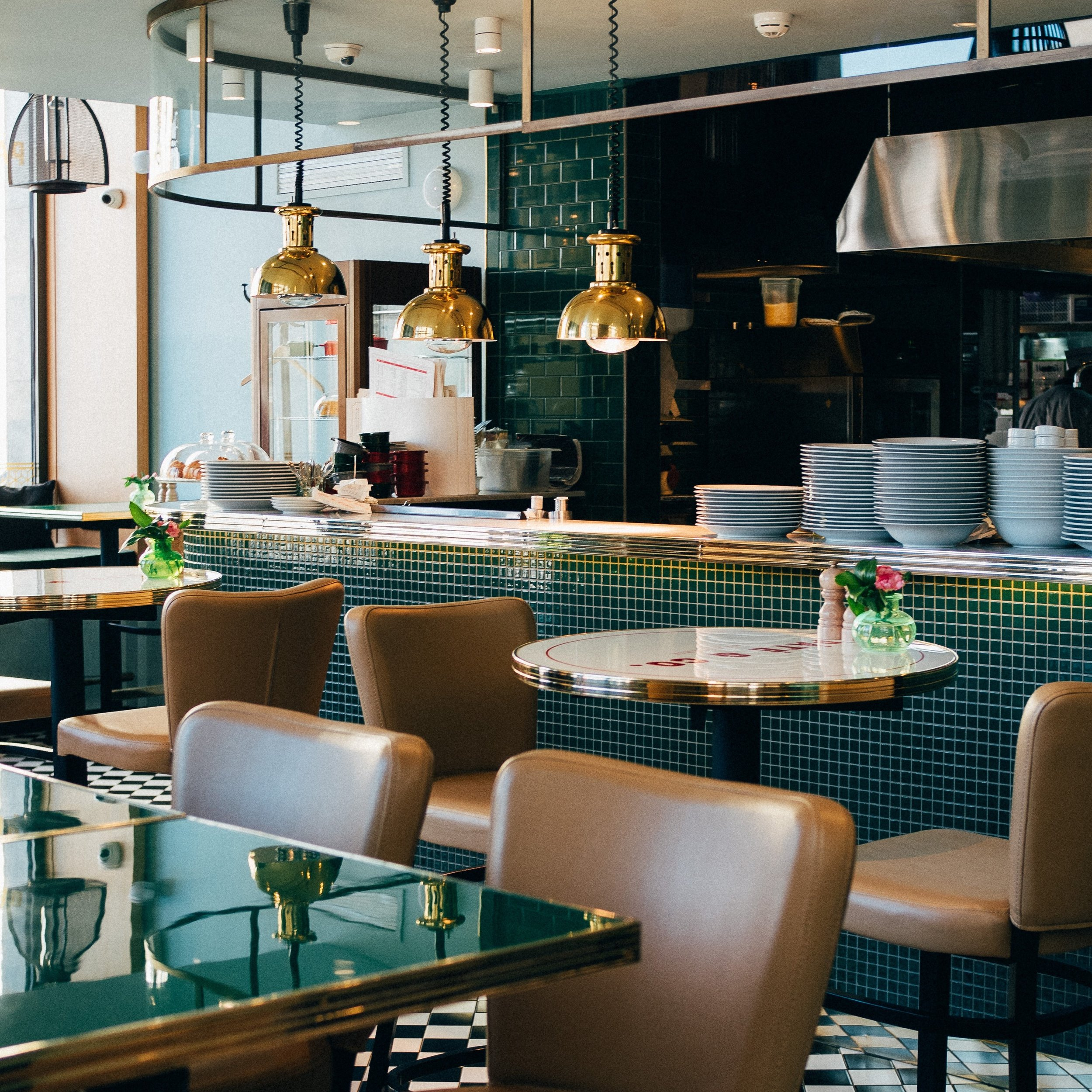 Designing a Restaurant to Reflect its Cuisine