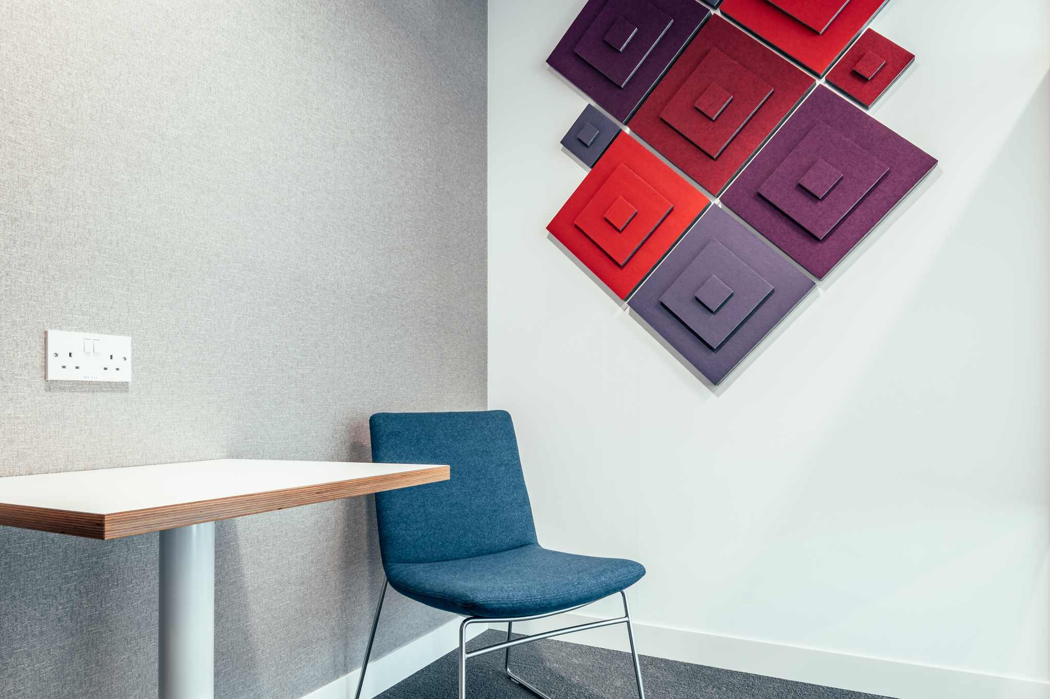 Acoustic Panels for FinancialForce