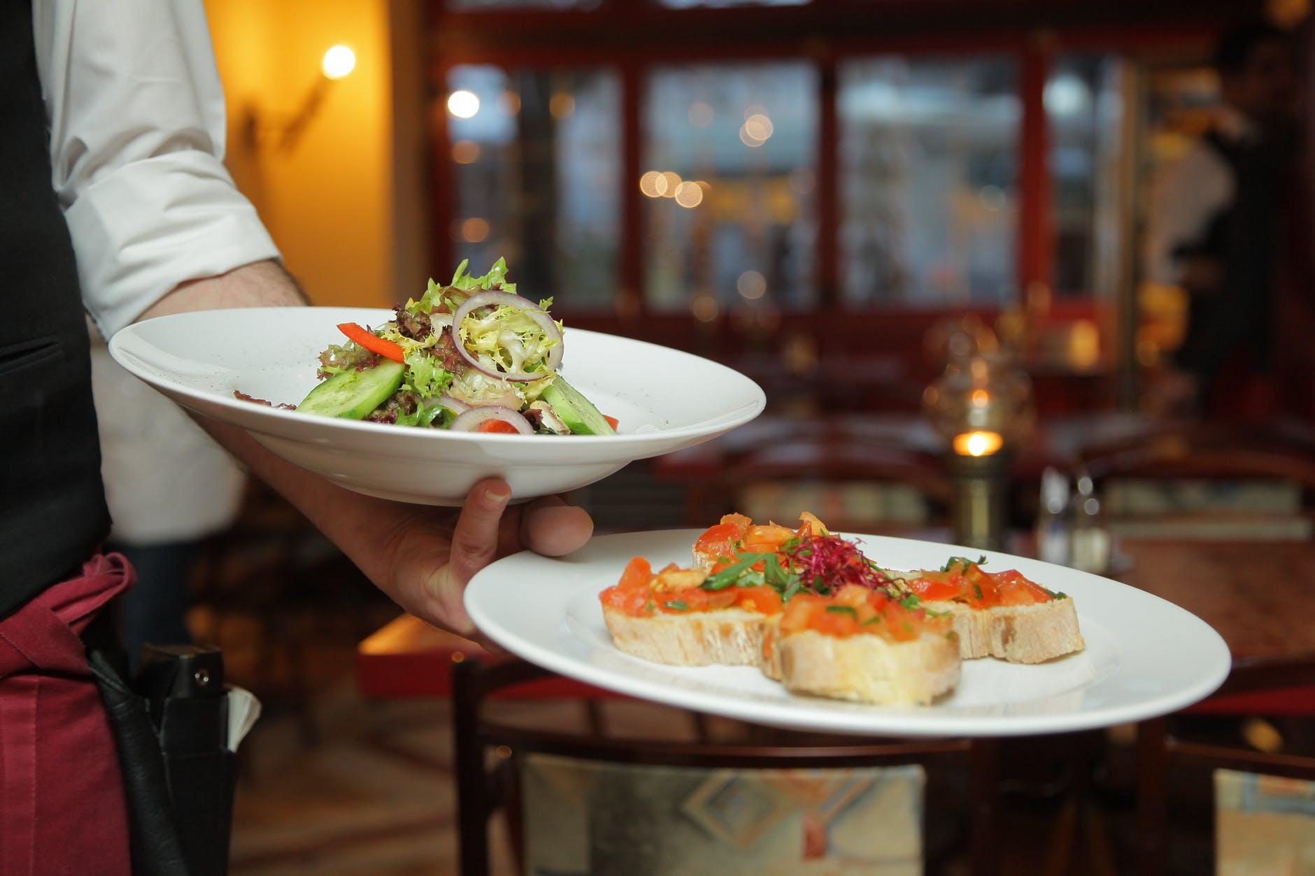 Good Restaurant Service