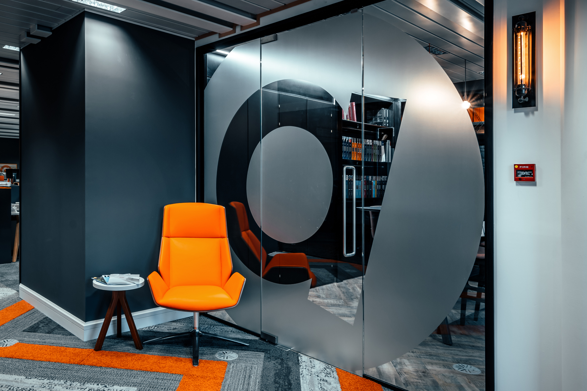 Absolute Commercial Interiors Workplace Branding