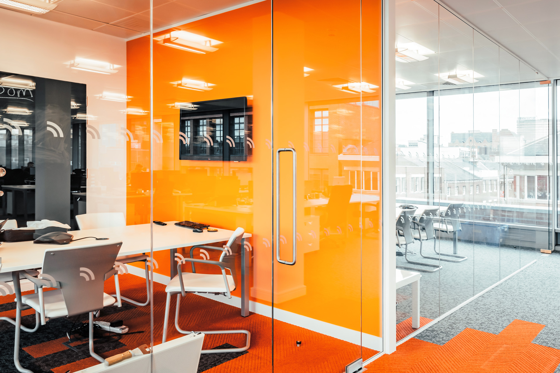 Create a Vibrant Workspace //  ResearchBods, Leeds