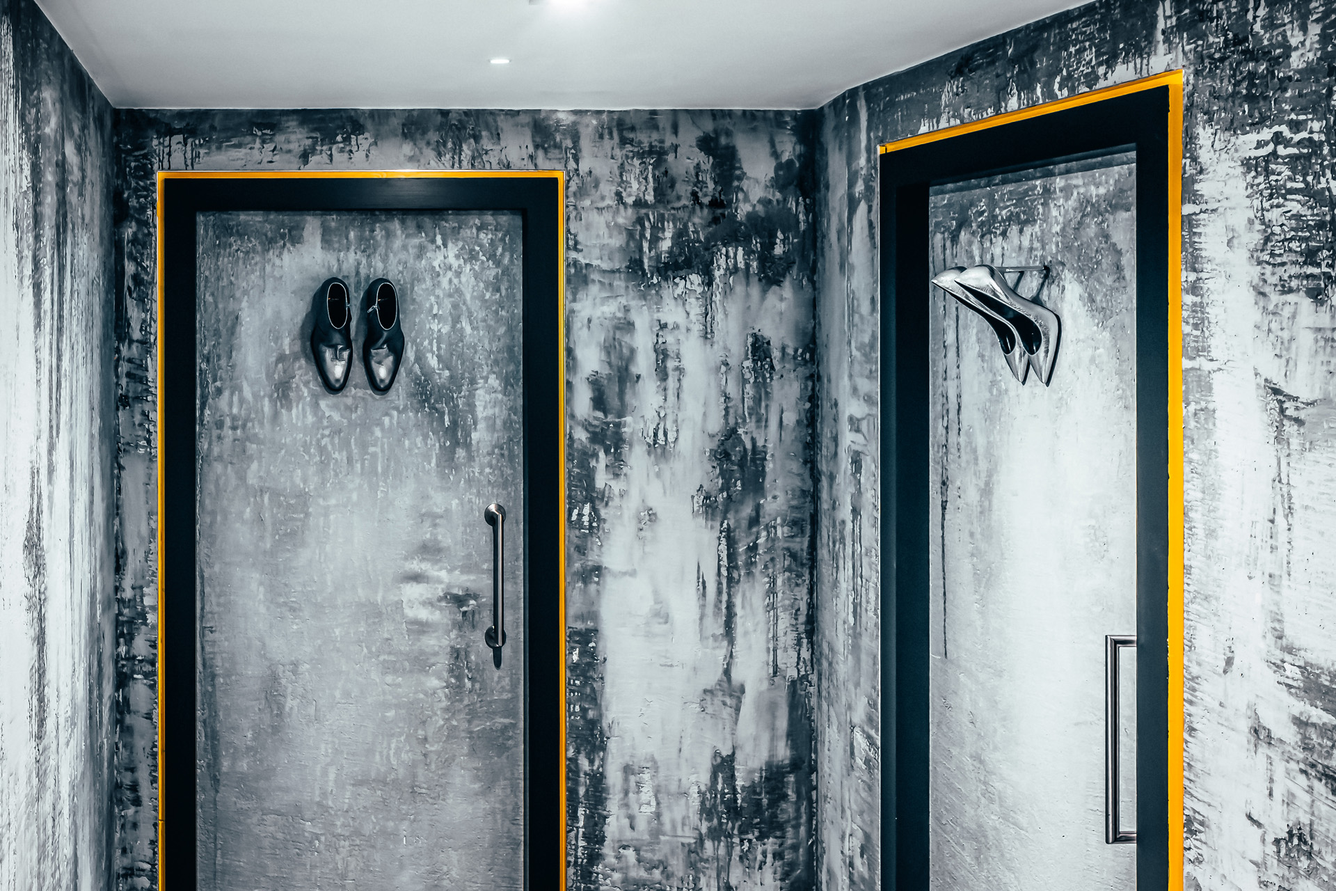 Stand-Out Interior Features that Customers Will Want to Snap //  The Man Behind the Curtain, Leeds