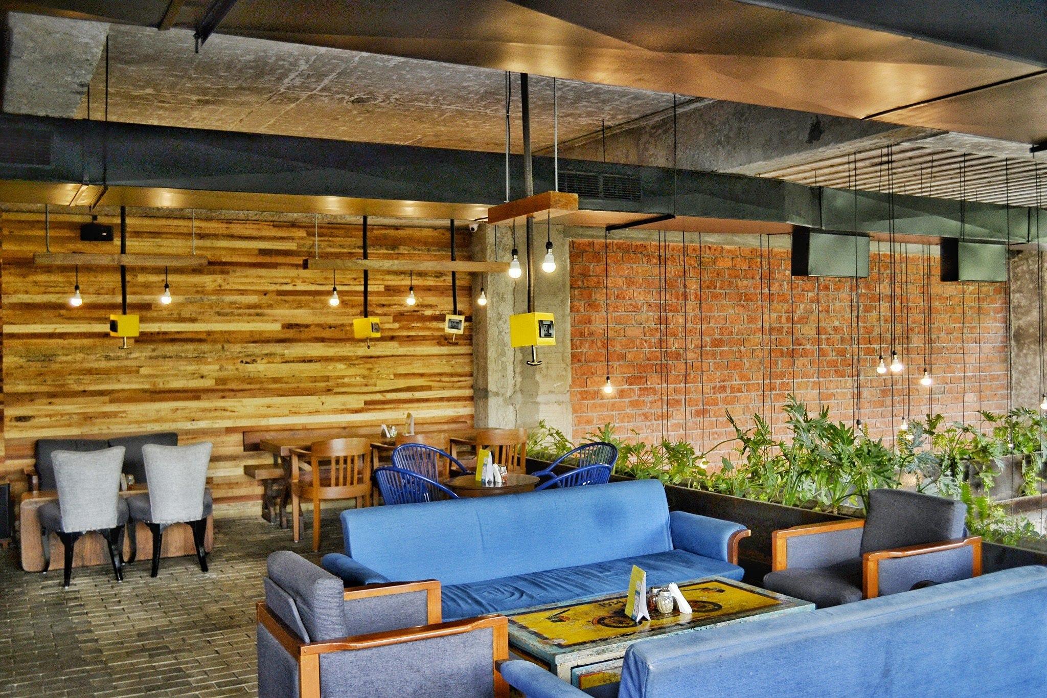 Indoor Bar Design