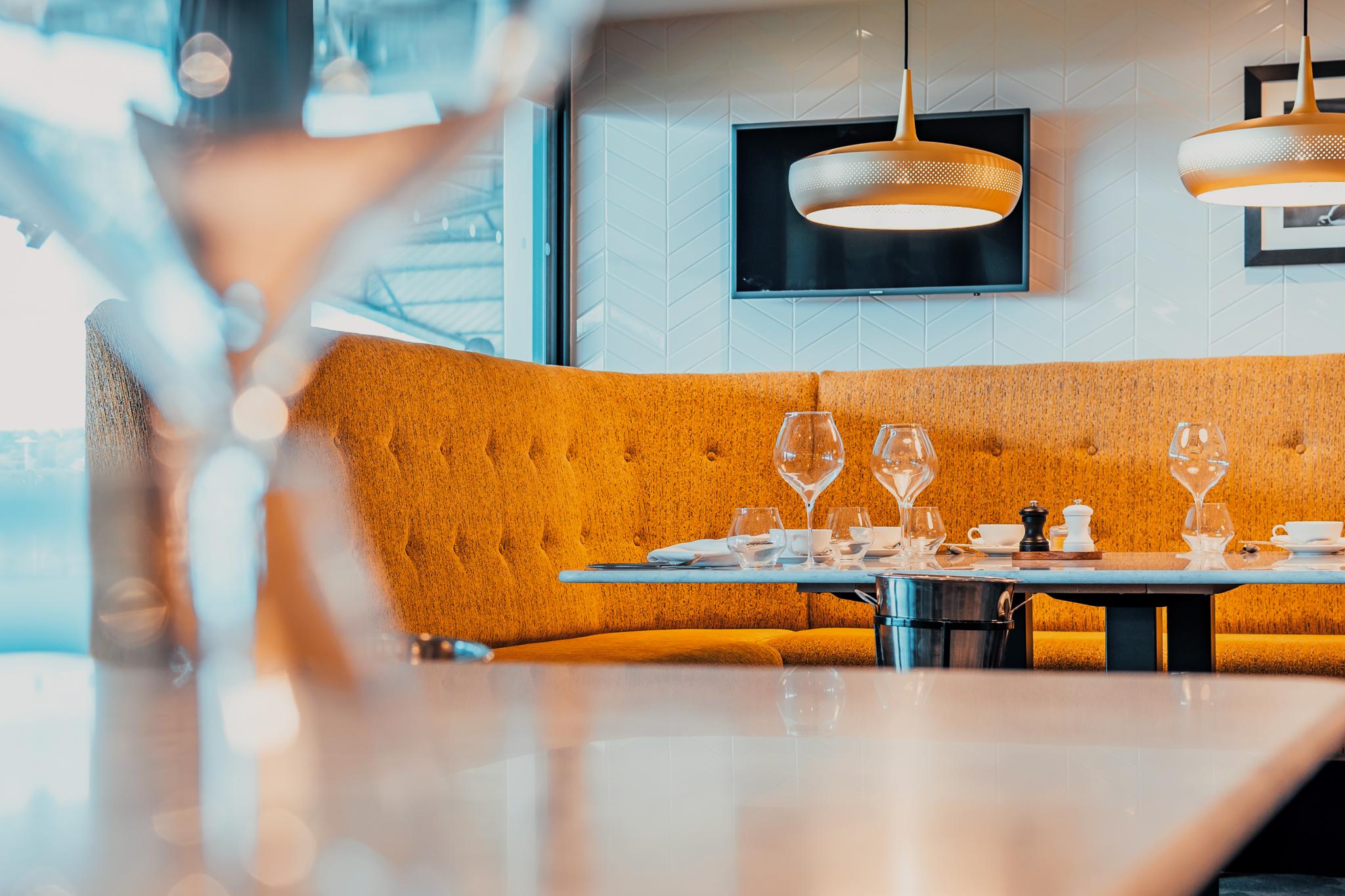 Restaurant Interior Colour Scheme