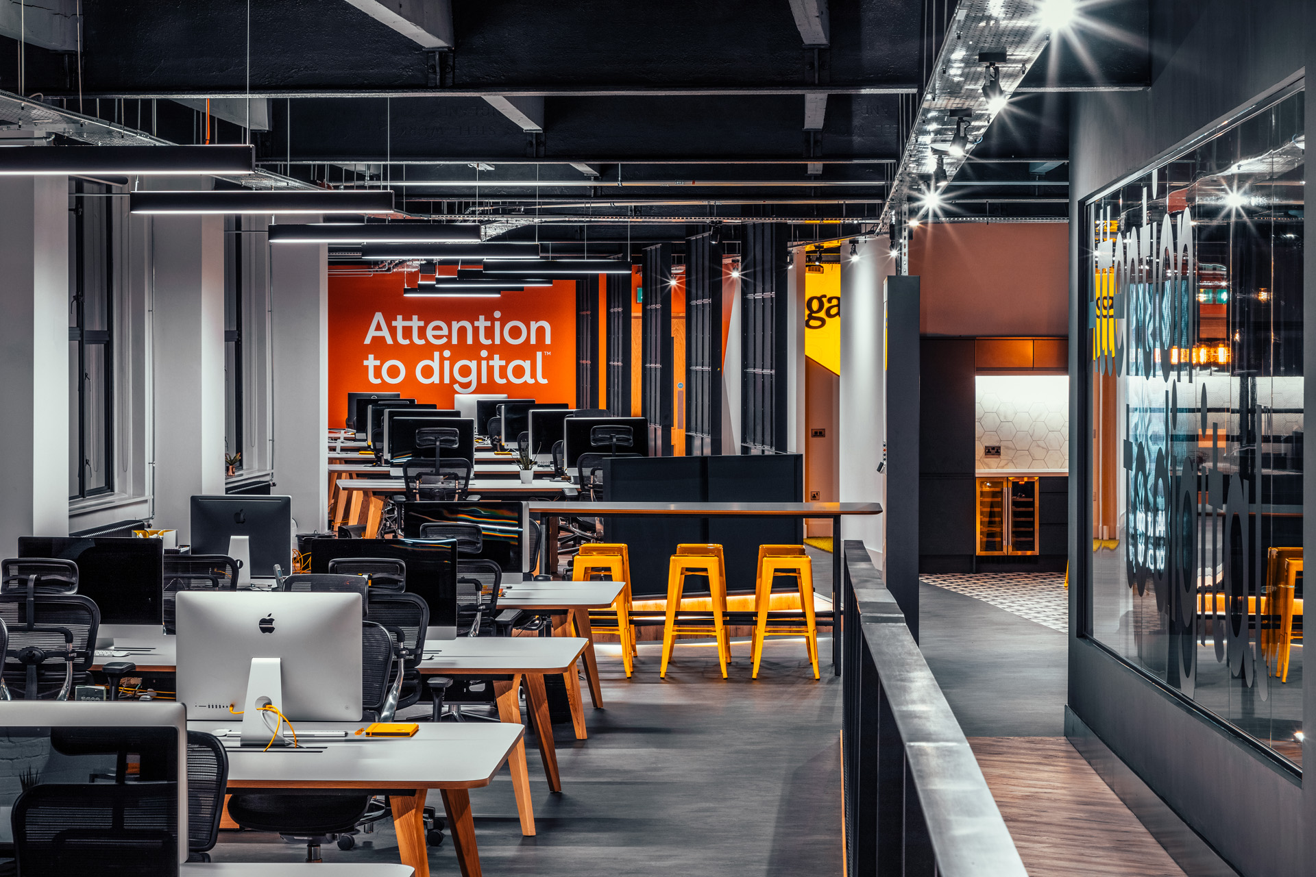 Increased productivity? Improved staff wellbeing? Better cross-team collaboration? Which targets are you looking to achieve with your office refurbishment?