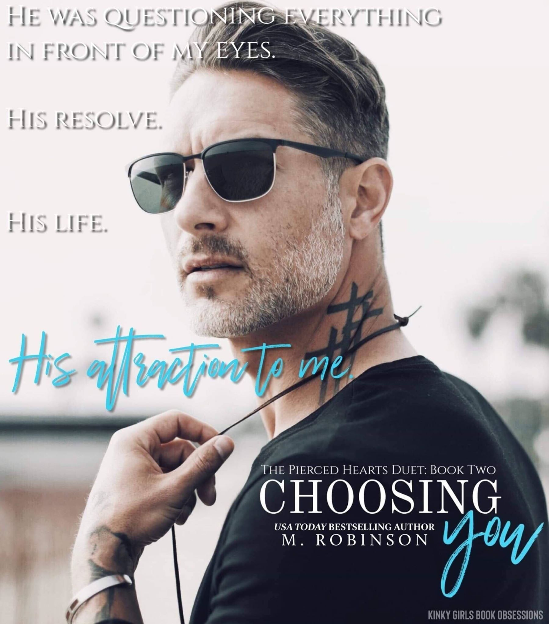Binge read this duet NOW!!!  . ➜AMAZON:  https://amzn.to/2ObcG5L  ➜Add Choosing Us to your TBR:  https://bit.ly/2SooK8c  . Book 2: CHOOSING YOU releasing this Tuesday, May 14th Preorder now, pay on release day! Plus + get it before anyone else at midnight!! Paperback is LIVE!! . ➜AMAZON:  https://amzn.to/2I8km7P  ➜B&N / KOBO:  https://books2read.com/u/b6xM0p  ➜ITUNES:  https://books.apple.com/us/book/choosing-you/id1460197243  ➜Paperback:  https://amzn.to/2VRS9cR  ➜Add to your TBR:  https://www.goodreads.com/book/show/44501262  . This completes The Pierced Hearts Duet!!!