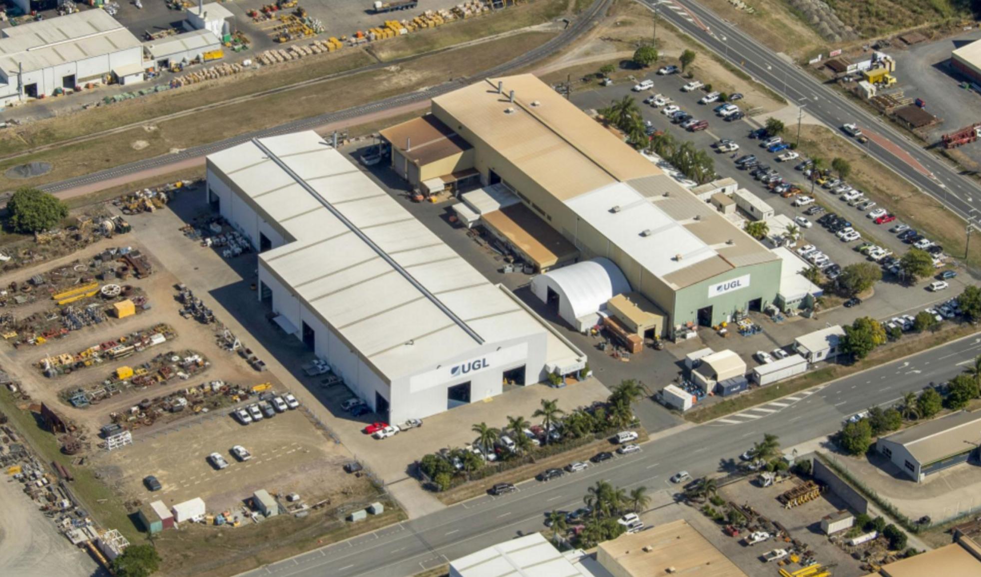 UGL, Industrial Heavy Engineering Facility, Mackay