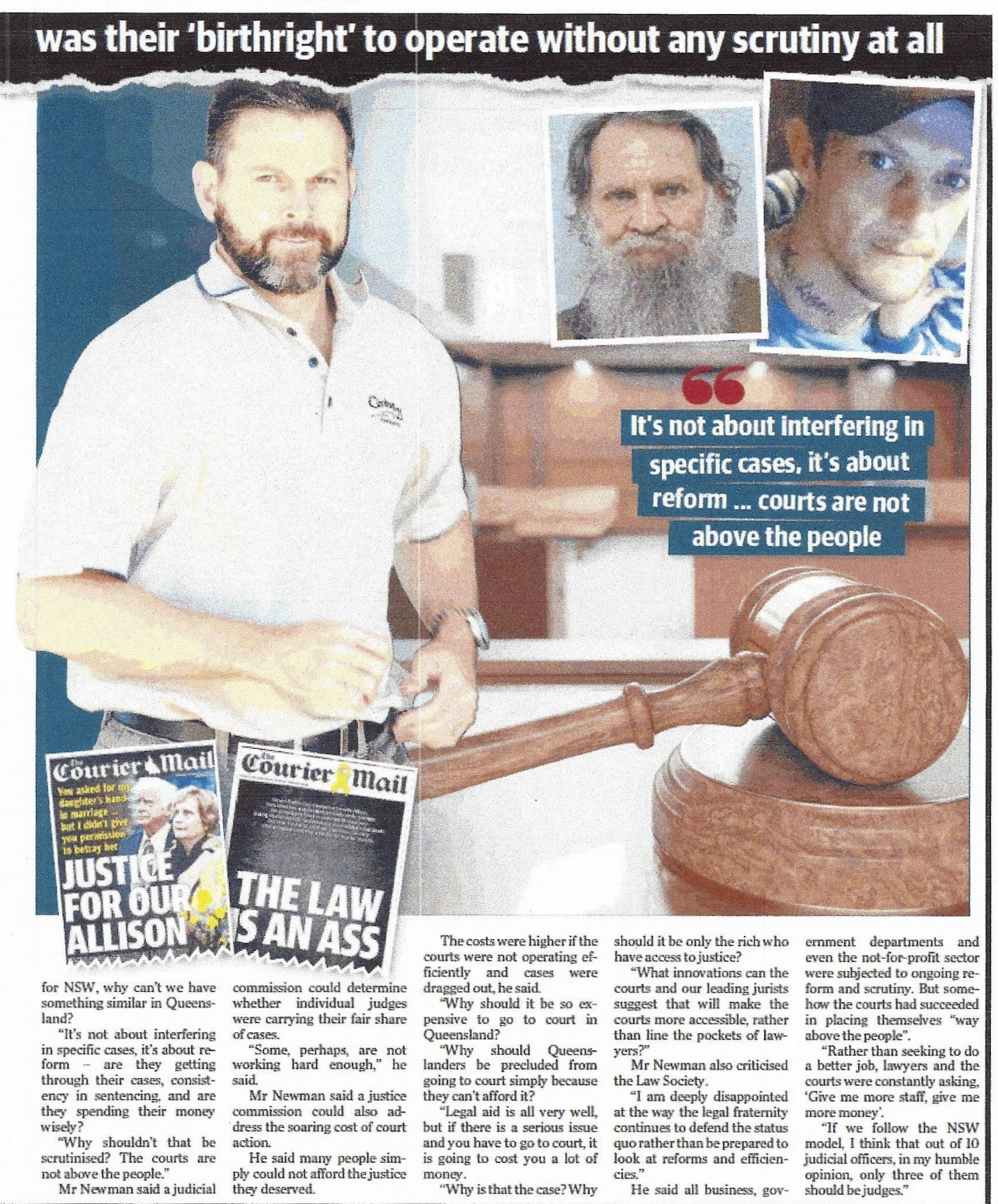 Article from the Sunday Mail - Brisbane - 16 September 2018_page 2.jpg