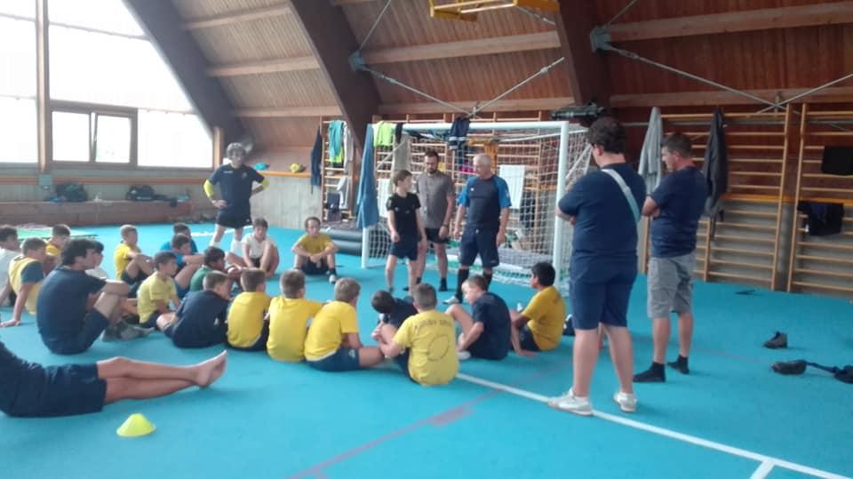 rugby orio summer camp palasport valnegra 2018