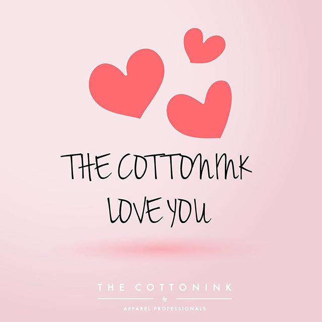 Let's take a moment of our time to appreciate the special someone in our life today.  Without the special someone, family and our friends we would not be who we are today! But for those who are single and ready to mingle this Valentines Day, no need to be glum,chum because @the_cottonink Loves You! 😘😍🌹❤️. Happy Valentines Day!  #ValentinesDay #TshirtPrinting #Passionforprints #tshirtprintingkl #tshirtprintingmalaysia #silkscreen #embroidery #apparel #corporateapparel #love #thecottonink #prints #design #❤️ #🌹#printers #tshirtstyle #tshirtshop #customtees