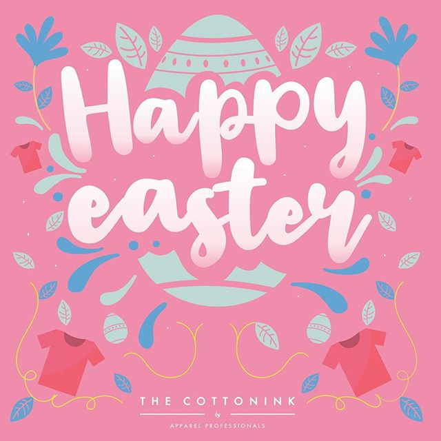 Happy Easter to All! May your day be filled with fun and joy spent with your loved ones! PS: Hope you had your fair share of Easter Eggs 🥚 🐰👅 For more information: Email Us : support@thecottonink.com Visit Us : www.thecottonink.com - - -  #EasterDay #Thecottonink #Tshirtprinting  #TshirtprintingMalaysia #design #love #fashion #clothing #silkscreen #screenprinting #tshirtshop #art #passionforprints #inks #prints #KL #instafashion