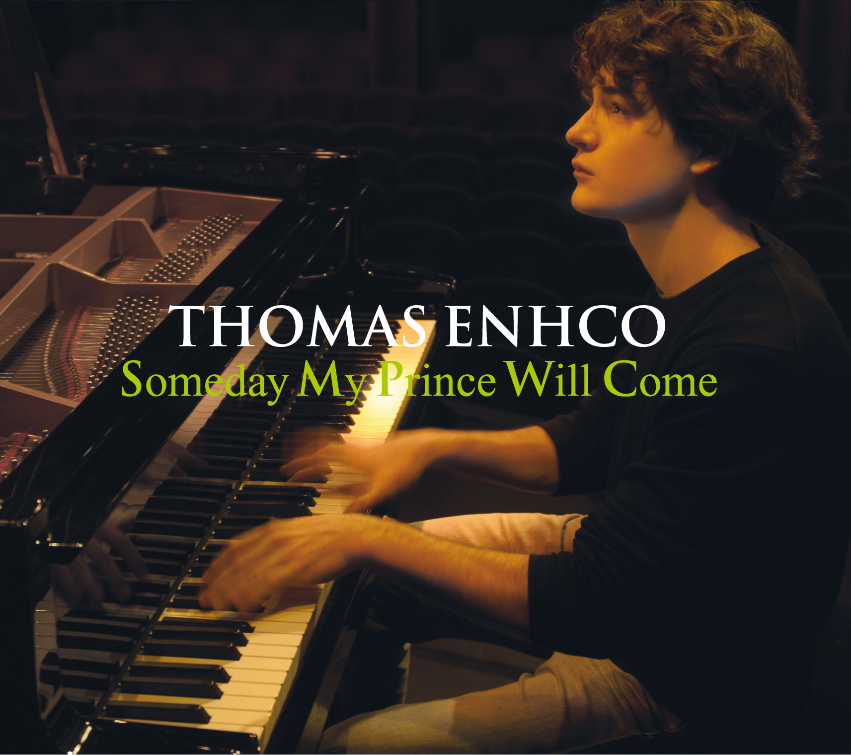 Thomas Enhco Trio -  Someday My Prince Will Come  (2009)