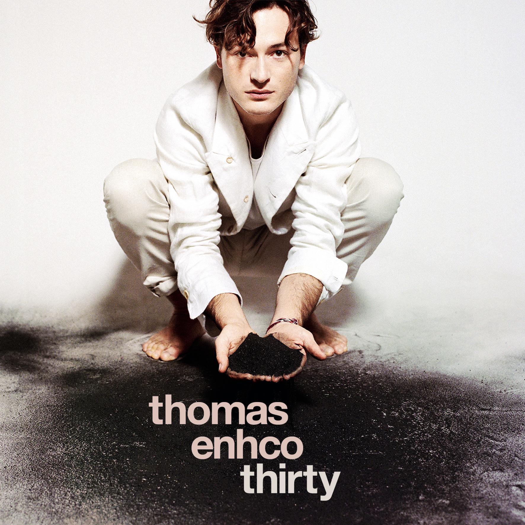 Thomas Enhco solo + symphony orchestra -  Thirty  (2019)