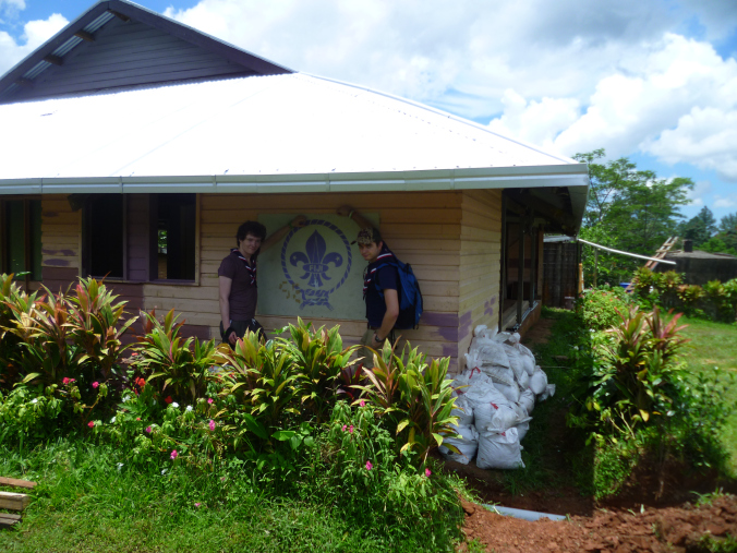 Fijian Scout fanboys...