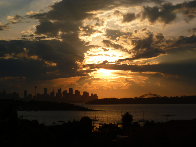 Seriously Sydney, can you stop being so damn beautiful all the time...