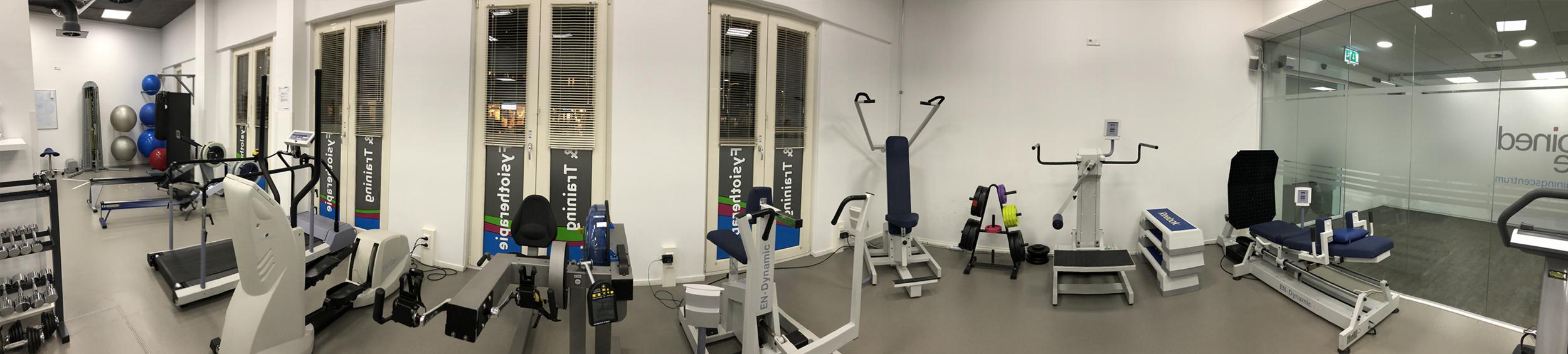 Trainingszaal - in Oosterheem