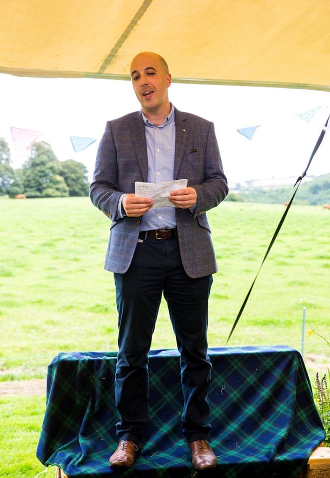 Geoffrey Frawley speaking at the launch.jpg