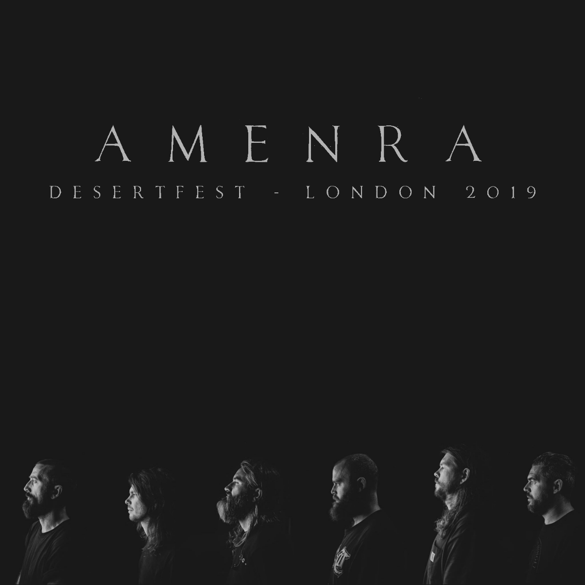 AMENRA TO CELEBRATE 20 YEARS BY HEADLINING DESERTFEST!