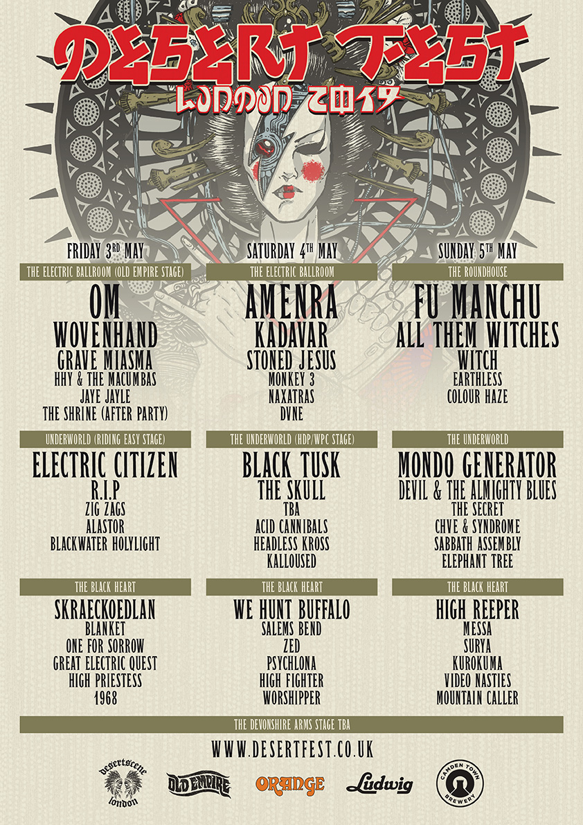 27 NEW NAMES, DAY SPLITS ANNOUNCED & DAY TICKETS ON SALE!