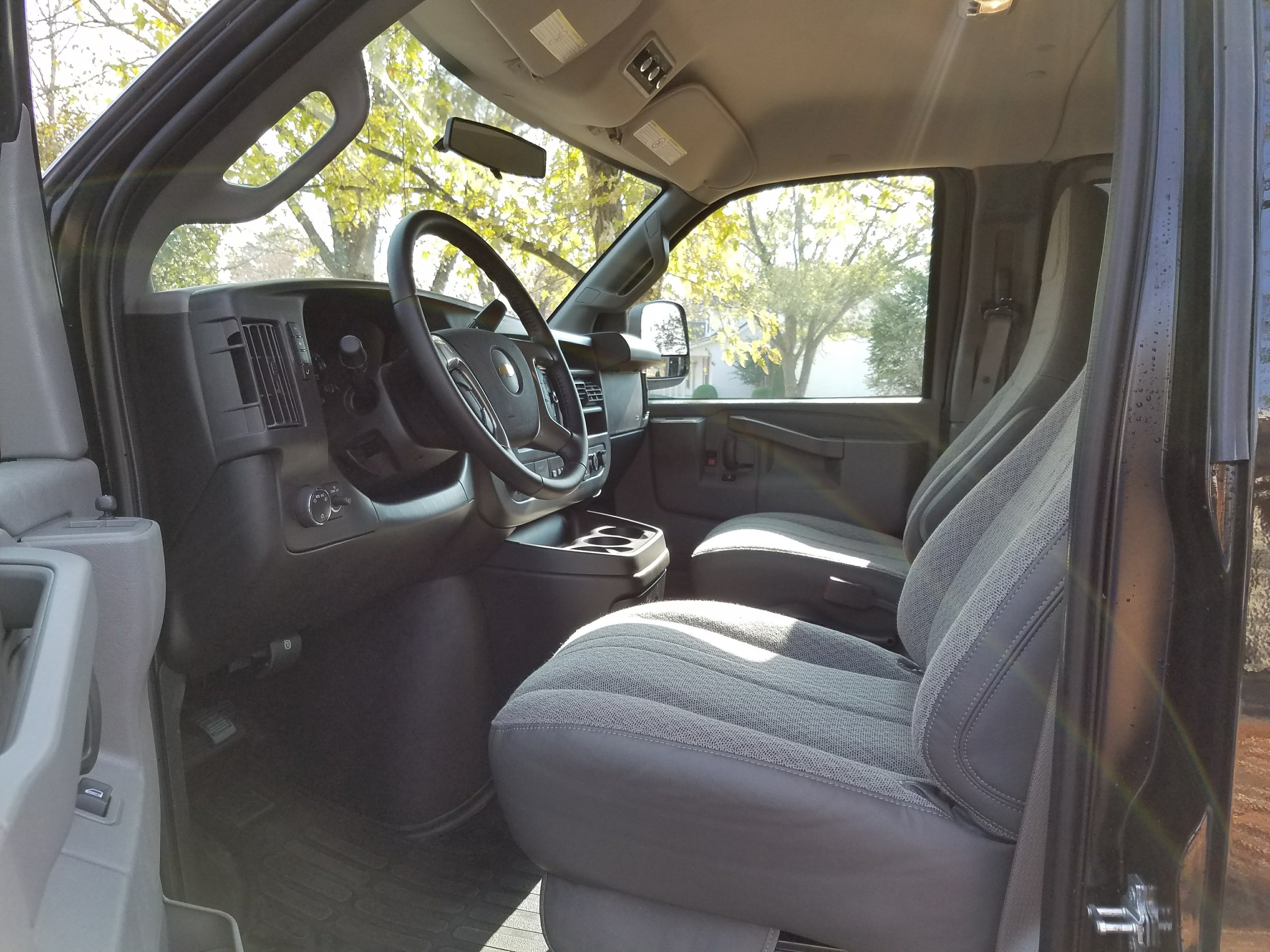 """Ruby"" 2016 Chevy Express 3500"