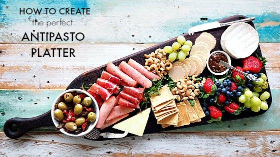 The perfect antipasto platter | www.tastetrailsrome.jpg
