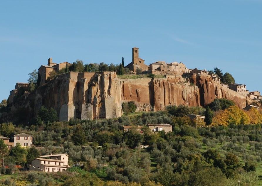 Orvieto Umbria. Taste Trails Rome Italian cooking holiday