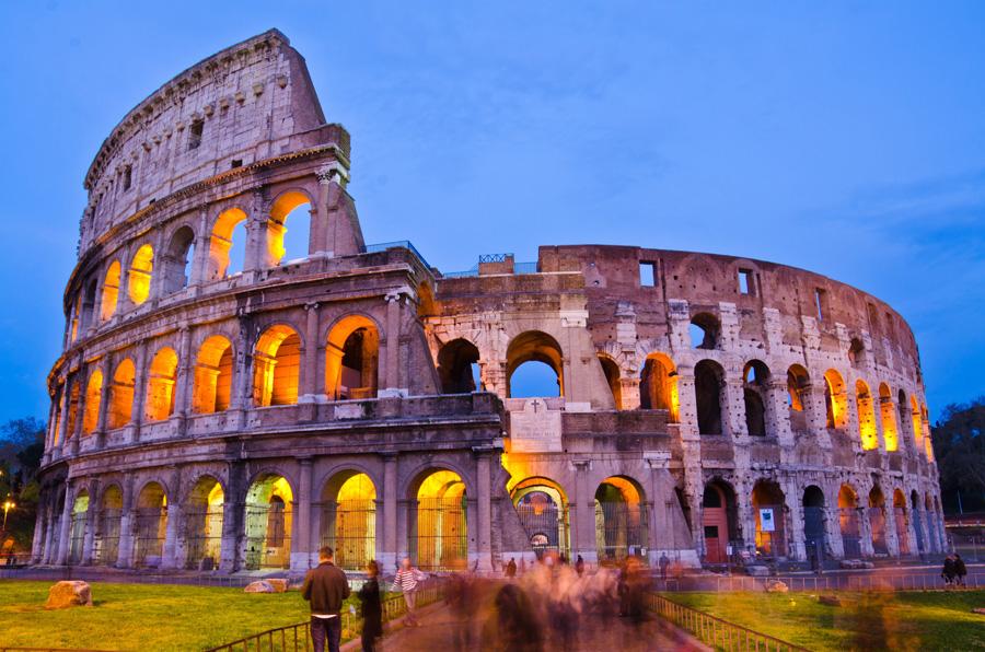 Colosseum www.tastetrailsrome.com