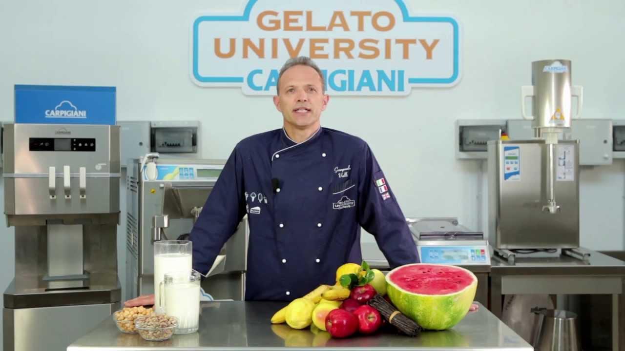 Carpigani gelato university - tastetrailsrome.com cooking courses italy