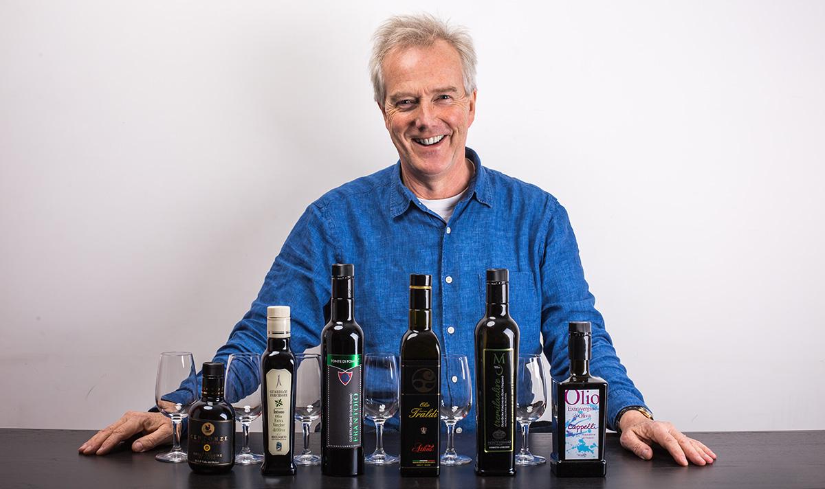 Johnny Madge - World class Extra Virgin Olive Oils