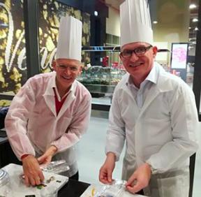 The Irish food board in Bologna - Eataly World