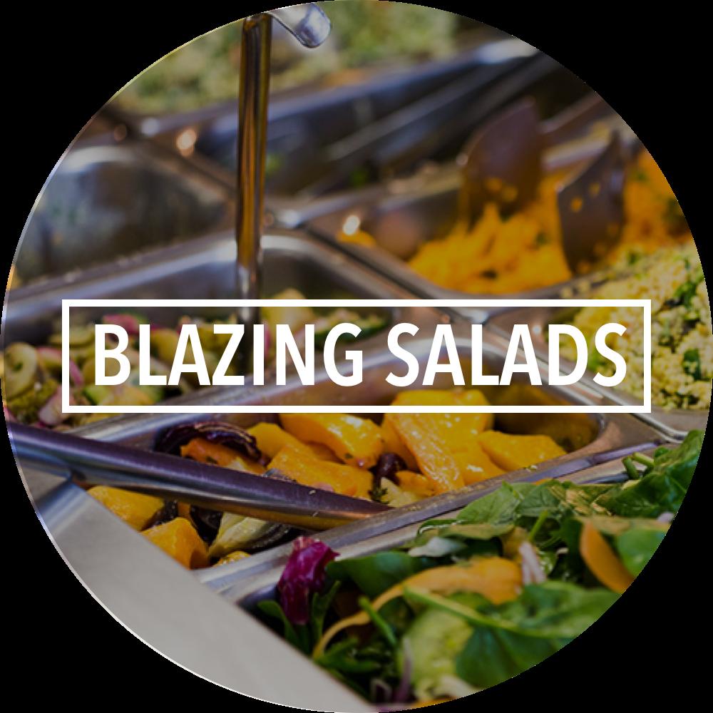 Blazing Salads Dublin