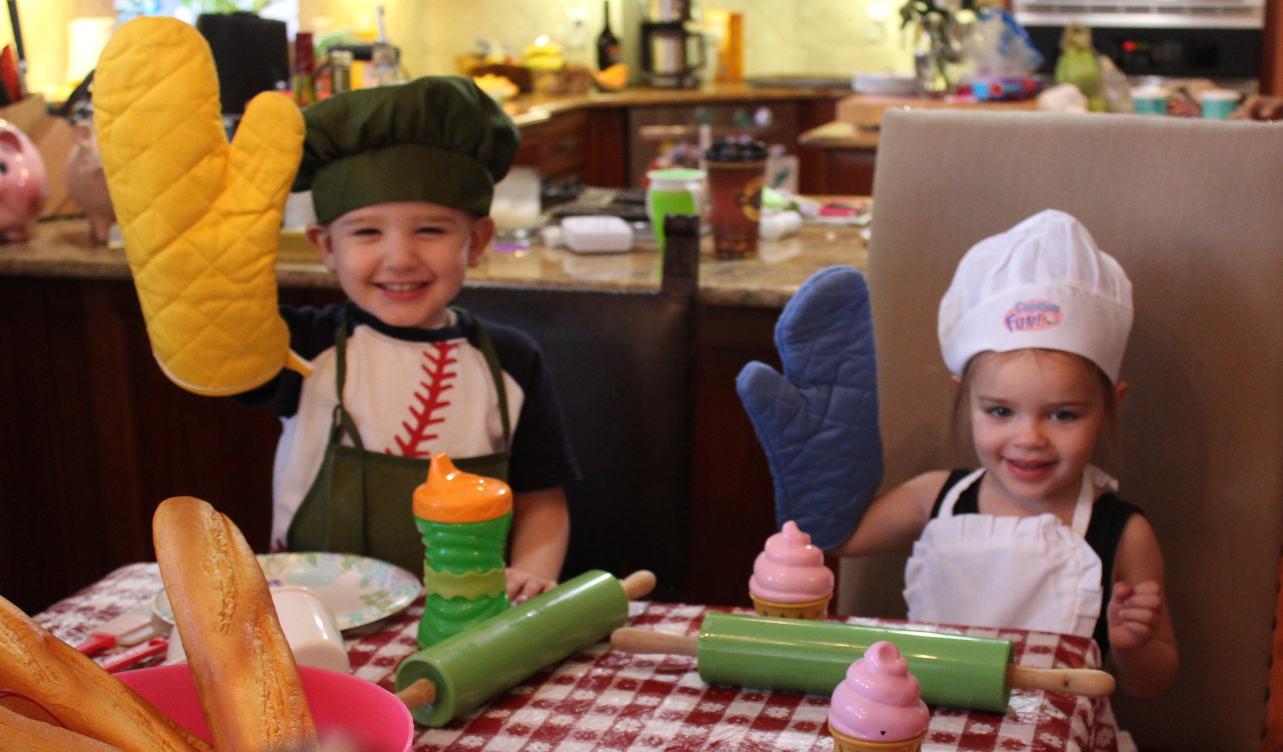 Lil Chef Party