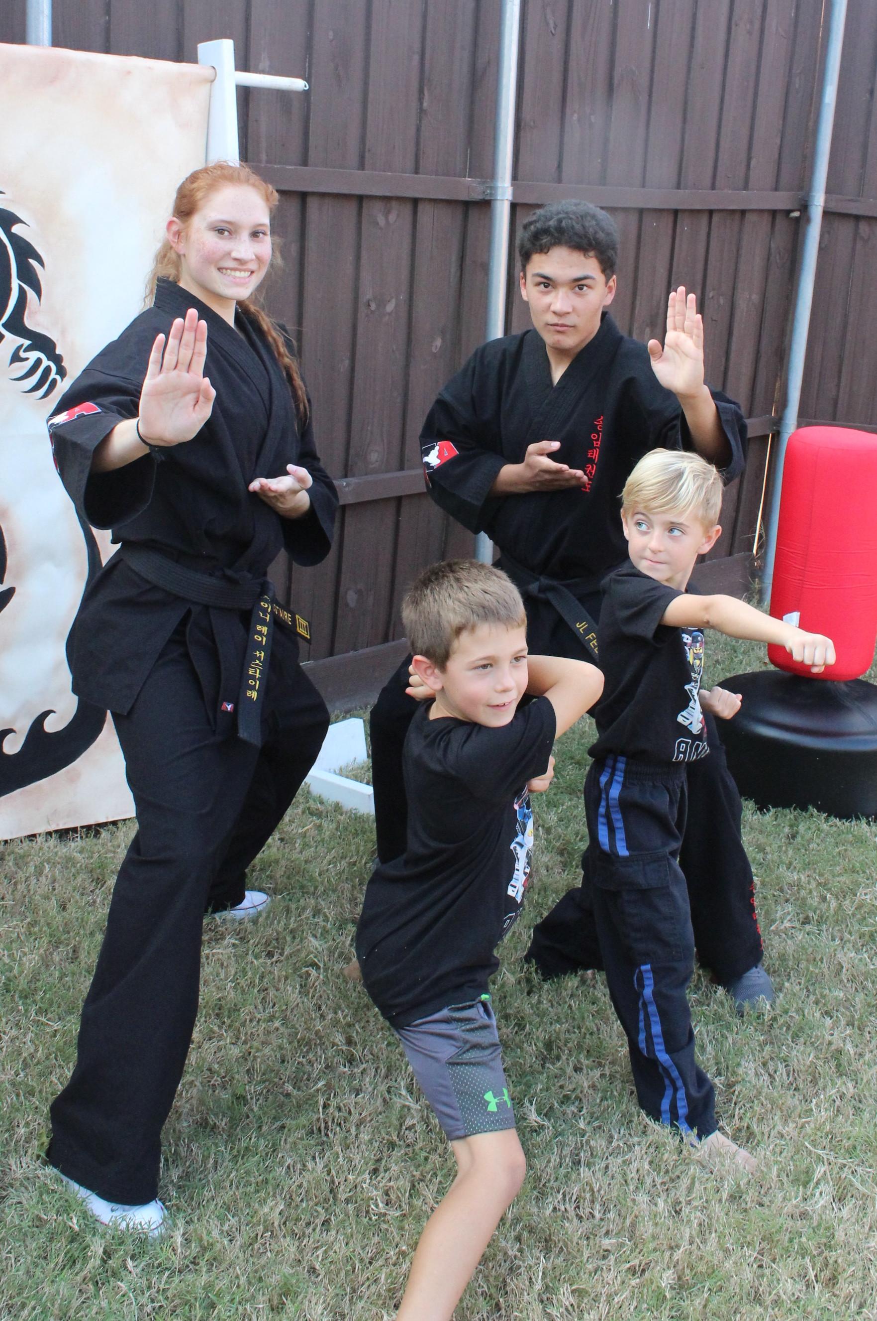 Karate Ninja Party