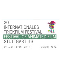 20. Internationales Trickfilmfestival in Stuttgart   Projekt:  Ewig Mein  Kategorie: Panorama Kunde: Droemer Knaur Jahr: 2013